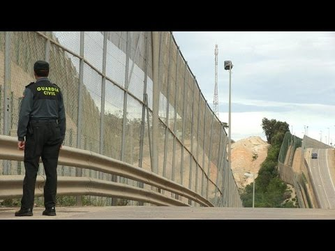 Spain tries to tighten borders against immigrants in Melilla