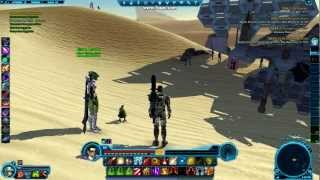 SWTOR - How To Hatch The Unusual Egg (Patch 1.2)