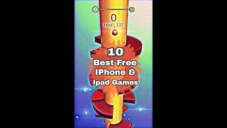 iOS Games Top 10 Best Free | free-to-play iPhone & iPad Games