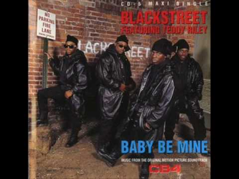 Blackstreet - I Like The Way You Work Teddy Riley Blackstreet Mix (New Jack Swing)