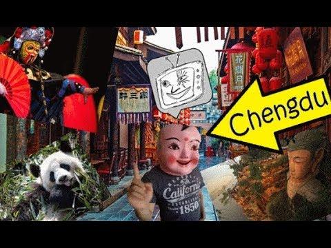 Things to do in CHENGDU and LESHAN / Destinos de CHENGDU y LESHAN