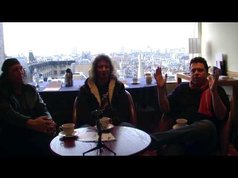 Anvil and director Sacha Gervasi talk to hmv Part 1