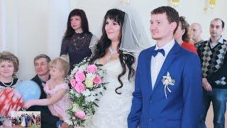 Свадьба 25-02-2017 г. Светлана и Евгений. Регистрация. ( видеограф Александр т. 8-923-285-00-69 )