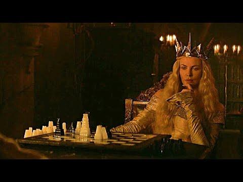 Le Chasseur Et La Reine Des Glaces - Ravenna Apprend A Freya Qu'elle Est Enceinte HD streaming vf