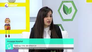 Uşaqlarda peyvəndlər - HƏKİM İŞİ 04.04.2018