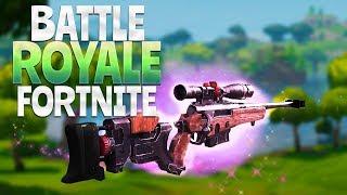 Battle Royale - Fortnite! (New BR Mode!)