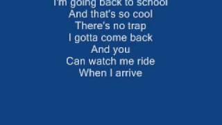 Vanessa Hudgens - Arrive (Don't Just Go Back) Lyrics