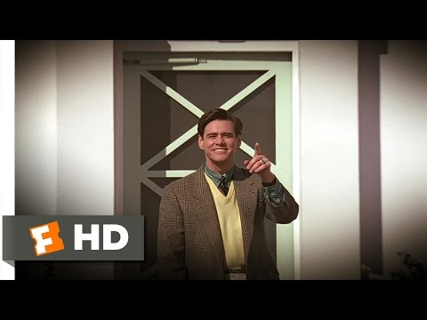 Good Afternoon, Good Evening, and Good Night - The Truman Show (1/9) Movie CLIP (1998) HD