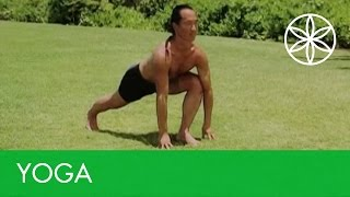 Intermediate Yoga Sun Salutations with Rodney Yee | Yoga | Gaiam