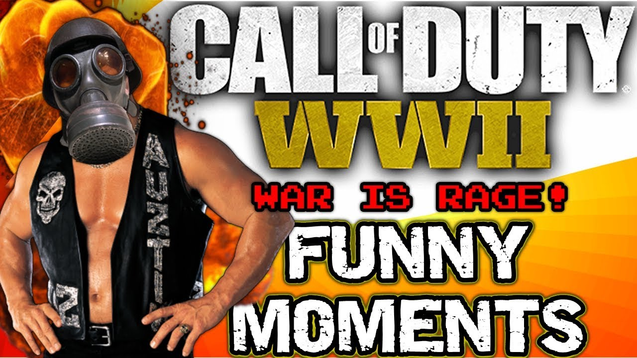 Funny Meme Moments : Cod ww funny moments war is meme army of two nut cracker ps