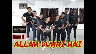 Allah Duhai Hai | Race 3 | Dance By | Raja Jolly