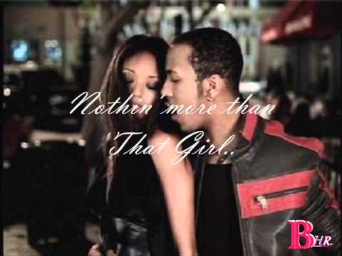 Marques Houston - That Girl with lyrics