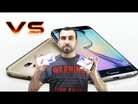 Samsung S6 CLON vs ORIGINAL