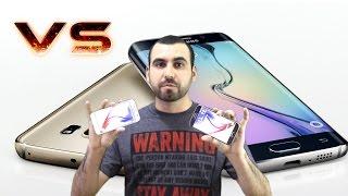 Samsung S6 CLON vs ORIGINAL