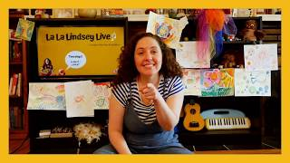 La La Lindsey Live: Broadway Sing-Along