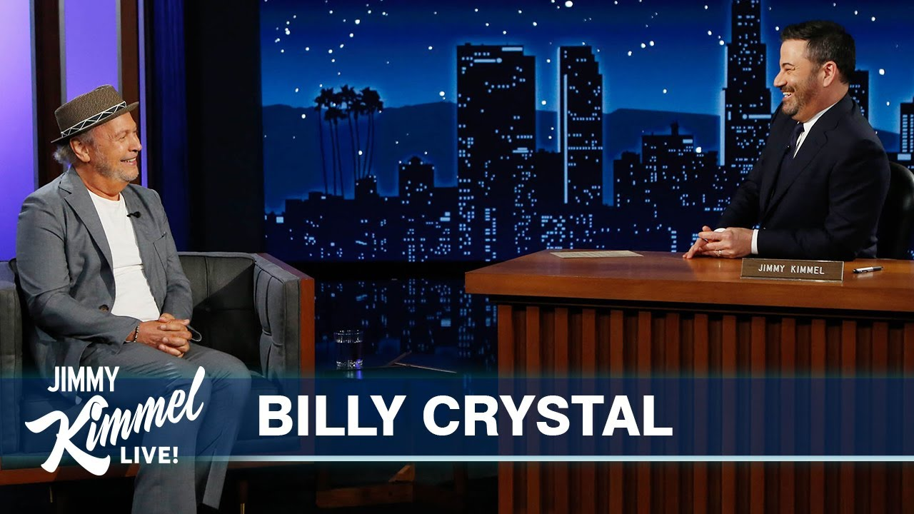 Billy Crystal on Clippers in the Playoffs, City Slickers' 30th Anniversary & Monsters at Work