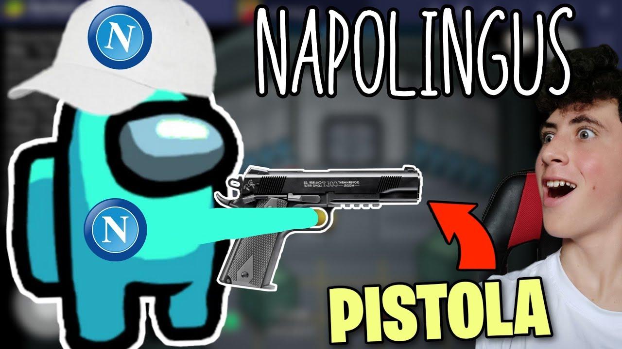 NAPOLING US: ABBIAMO SCOPERTO IL CAMORRISTA IMPOSTORE!!!! | Among Us Gameplay ITA