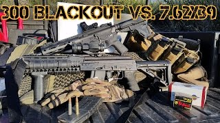 300 blackout vs 7 62x39