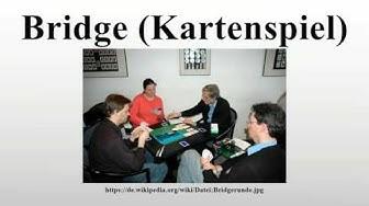 Bridge (Kartenspiel)