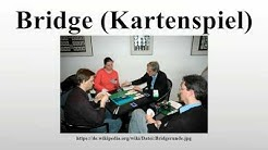 Bridge (Kartenspiel)