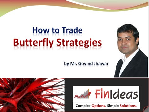 How to Trade Butterfly Options Strategy – Free Webinar on Options Trading