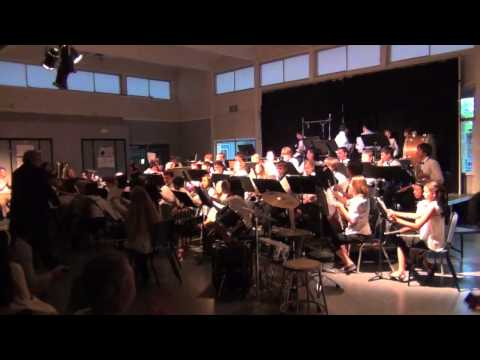Rincon Valley Middle School Band Spring Concert 2013 (7 of 7)
