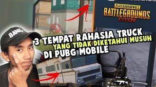 TEMPAT RAHASIA BEGAL YANG KALIAN GATAU DI PUBG MOBILE!!!