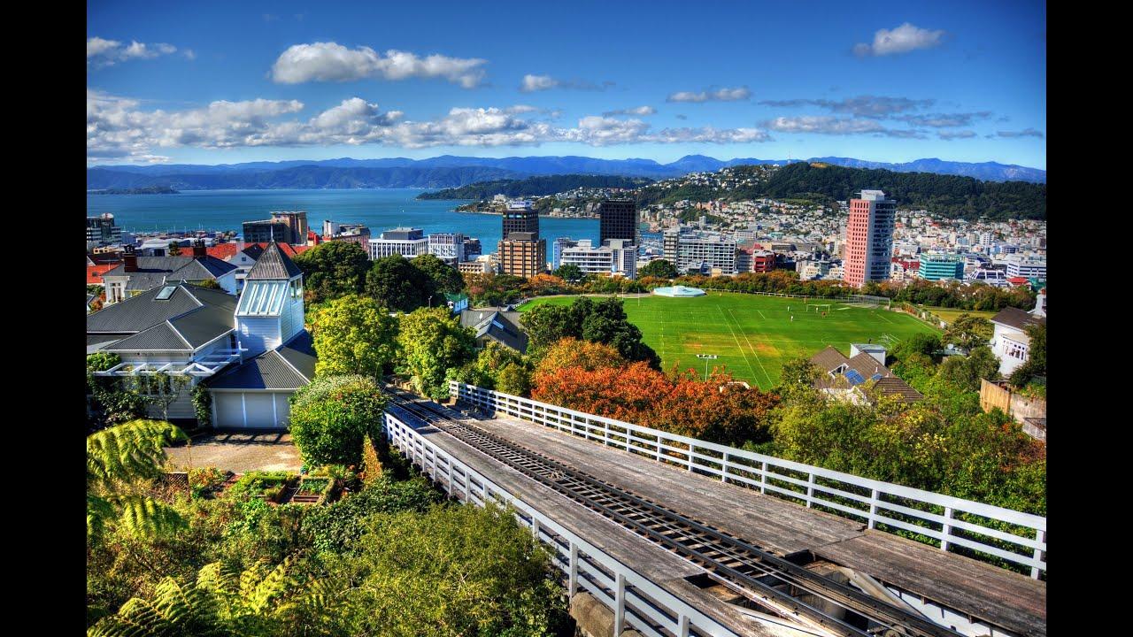Новая Зеландия Image: Веллингтон (Новая Зеландия)