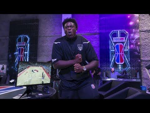 NBA 2K League | FULL Highlights: No. 17 Kings Guard Upsets No. 1 Blazer5 Gaming in THE TICKET