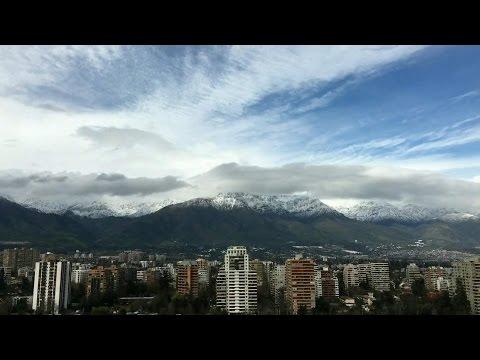 Beautiful Santiago de Chile