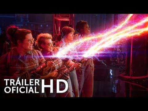 CAZAFANTASMAS - Tráiler Oficial en ESPAÑOL | Sony Pictures España