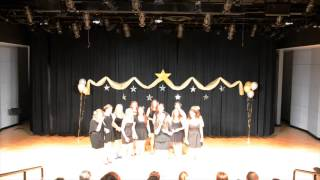 Stay The Night/Still Into You - MSU Ladies First (Zedd/Paramore acappella)