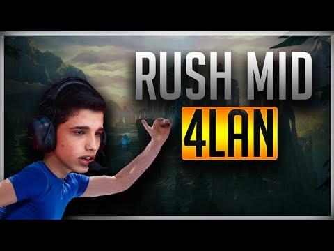 RUSH MID - 4LAN