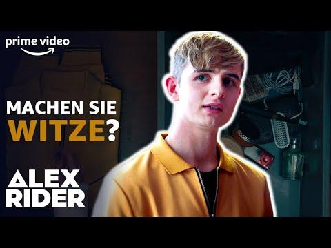 Download Willkommen in Point Blanc | Alex Rider | Prime Video DE