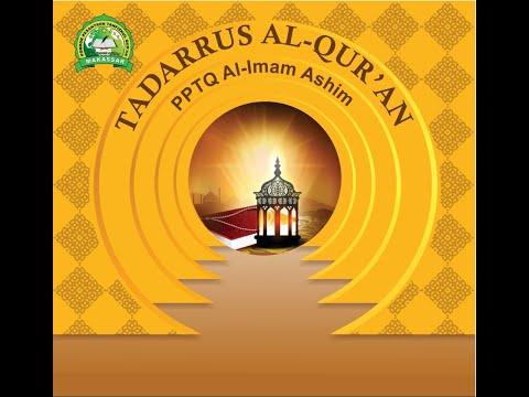 TADDARUS AL-QUR'AN JUZ  3-4 PPTQ. AL IMAM ASHIM MAKASSAR