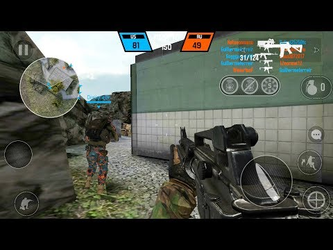 Bullet Force Android Gameplay