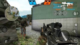 Bullet Force Android Gameplay #DroidCheatGaming screenshot 2
