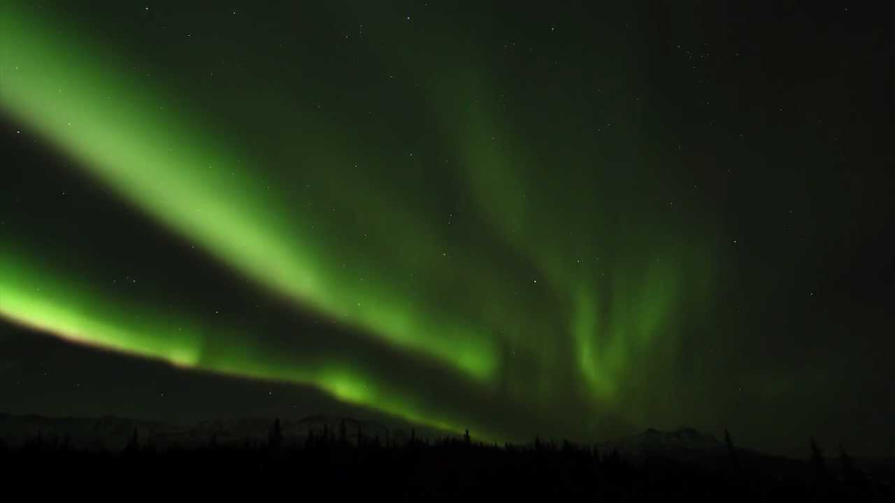 Northern Lights Camping Destinations   Drive The Nation