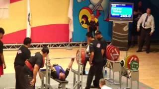 世界運動會健力超重量級