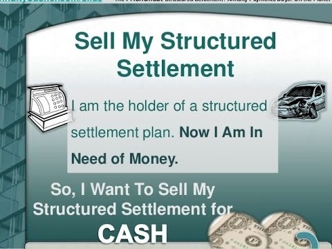 sell my structured settlement payment - New 2017