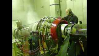 Rolls Royce Dart Testing