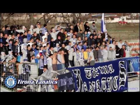 Tirona Fanatics 14/12/2013 (Skenderbeu vs TIRONA 1-0)