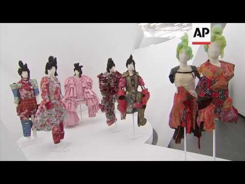 Fashion Visionary, Rei Kawakubo Honored At Met