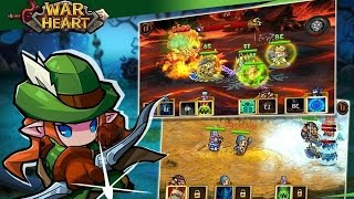 War Heart - Android Gameplay HD