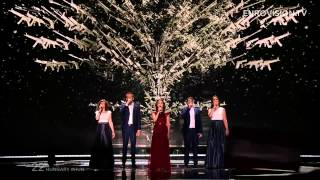 Boggie - Wars For Nothing (Hungary) - LIVE at Eurovision 2015 Grand Final
