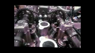 revision moteur Moto suzuki bandit 600 part1