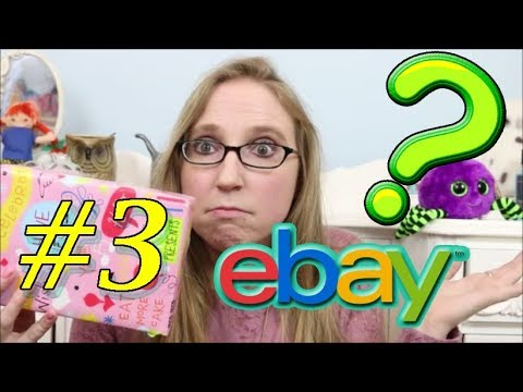 eBay MYSTERY BOX Unboxing #3 ❓ 3rd Time