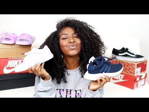 SNEAKER HAUL! NIKE, Adidas NMD, Vans, Jordans & MORE!