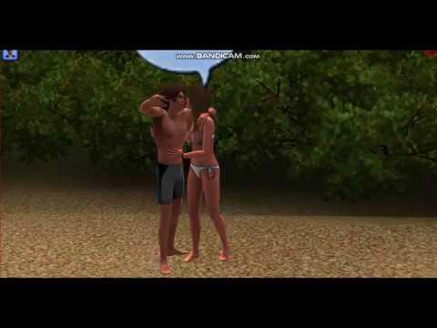 Летсплей по Sims 3 #5 Бабулька-вор и Свидание!
