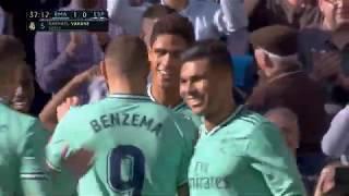 Real Madrid - Espanjol 2:0 Golovi sa Meča | SPORT KLUB FUDBAL